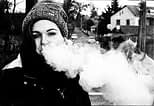 smoke from pen