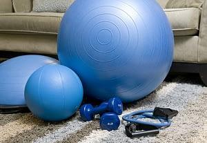 home fitness exercise equipment,